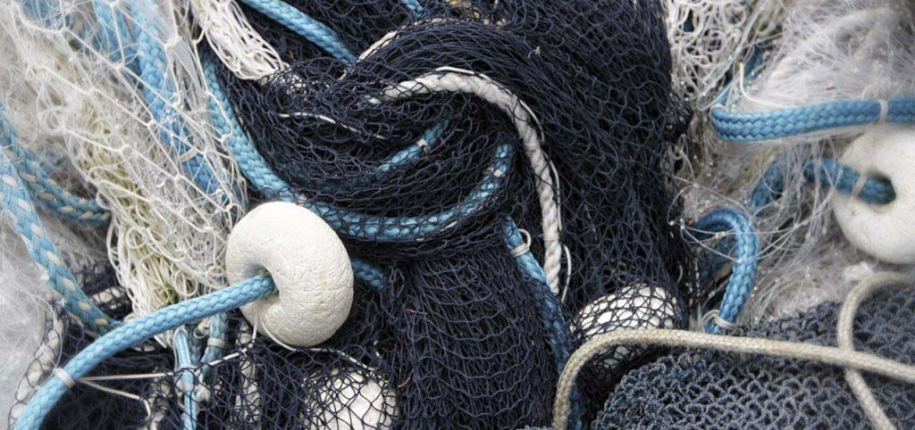 Sapmer sustainable fishing - Fishing net