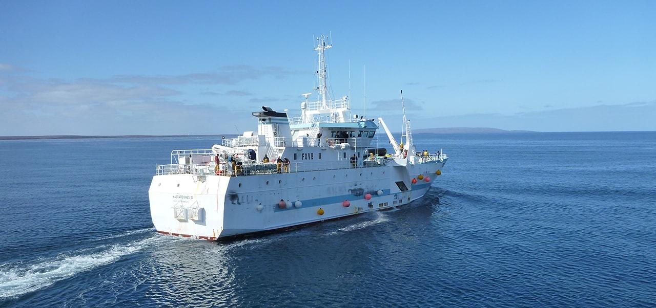 SAPMER fishing vessel - Investors