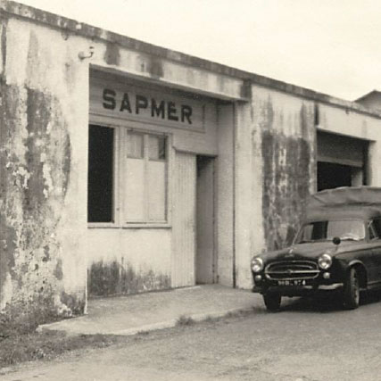 SAPMER history - A french fishing compagny since 1947
