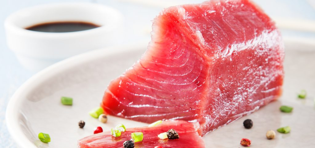 Raw Skipjack fillet - SAPMER Skipjack fillets