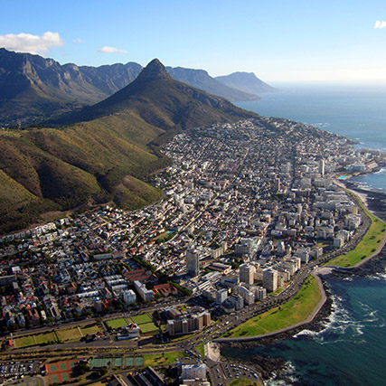 South Africa view- Sapmer in South Africa