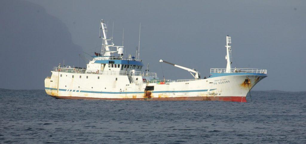 Sapmer fishing vessels