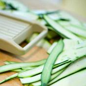 sliced zucchini Chilean seabass recipe by sapmer