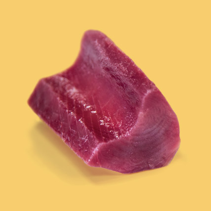 Raw Skipjack fillet by Sapmer
