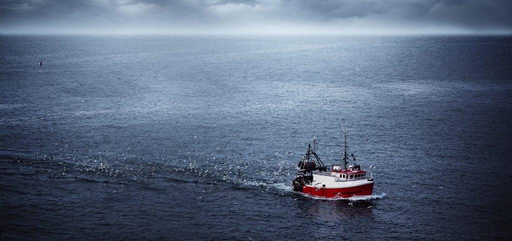 Sapmer Fishing vessel