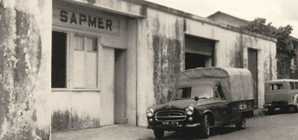 SAPMER history since 1947