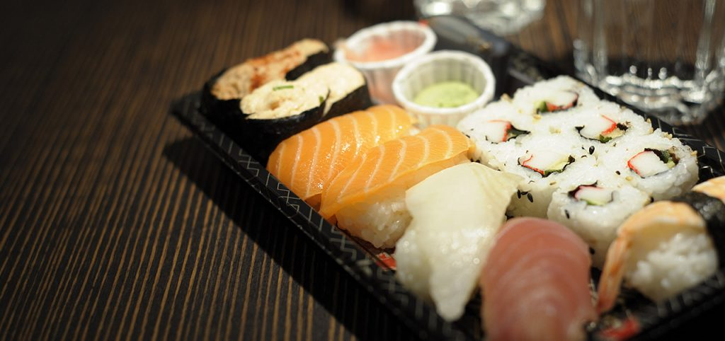 Fresh sushis - Fresher than fresh SAPMER standards