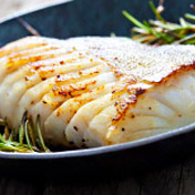 Grilled Chilean seabass fillet recipe by sapmer