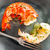 Rock lobster tails recipe by Sapmer